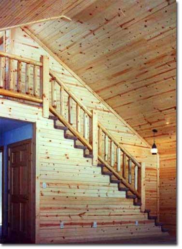 Nebel Construction Company fine woodworking